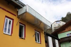 Niro-Balkonkonstruktion
