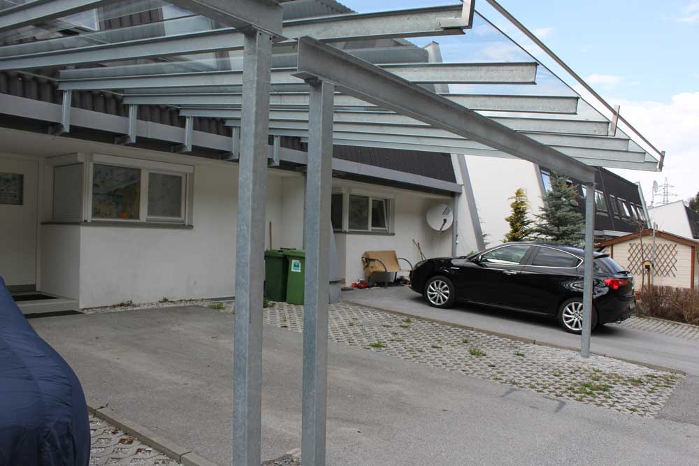mg metalldesign innsbruck carport. Black Bedroom Furniture Sets. Home Design Ideas